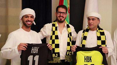 How UAE sheikh came to buy infamous Israeli football club