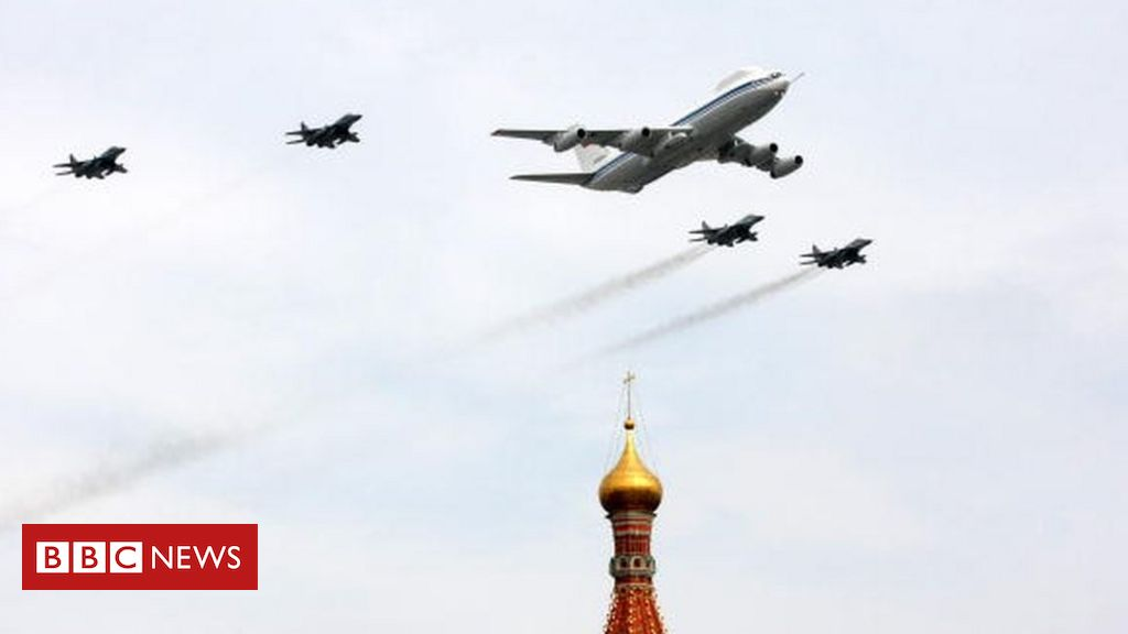 Russian 'doomsday' plane's radio equipment stolen by thieves